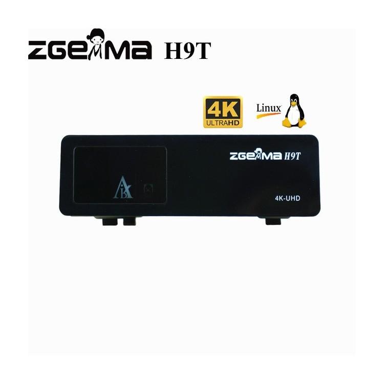 ZGEMMA H9T DVB T2/C 4K