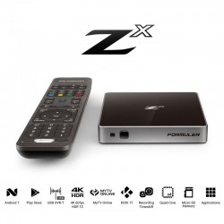 "Formuler Zx ""4k (Android &..."