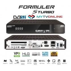Formuler S Turbo (IPTV + SAT)
