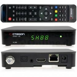 "Octagon SX88+ SE ""IPTV+DVB-S2"""
