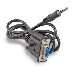 Cabo RS232 Jack 3.5mm...
