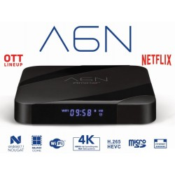"Amiko A6N IPTV 4K ""Android"""