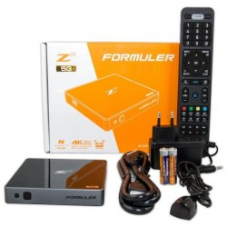 "Formuler Zx 5G ""4k (Android..."