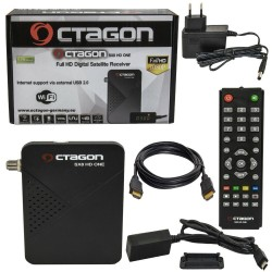 Octagon SX8 HD One H.265