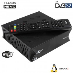 Axas HIS Twin HD 2x DVB-S2...