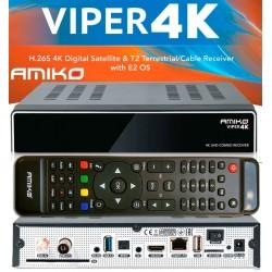 Amiko Viper 4K - Enigma 2 -...