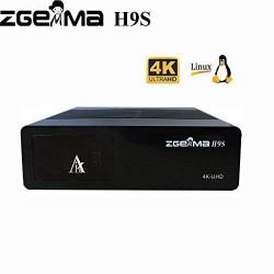 """ZGEMMA H9S 4K """"Dvb-s2"""""""
