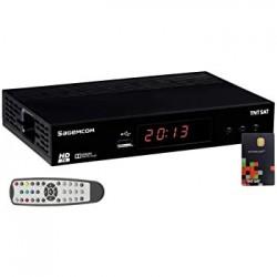 Sagemcom DS81 HD - TNT SAT. Astra