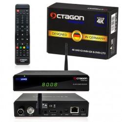 Octagon SF8008 Mini - 4K -...