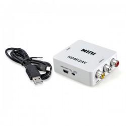 Conversor HDMI para RCA AV