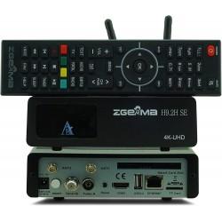 Zgemma H9.2H SE - E2 + Android - 4K DVB-S2X+DVB-T2/C