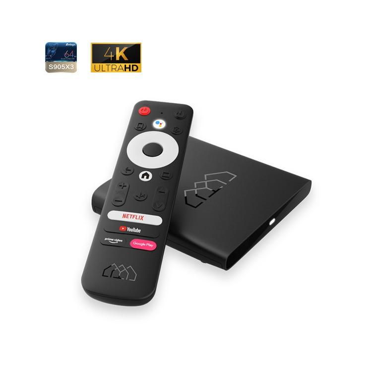 Homatics Box Q Android TV (Google Certificate)