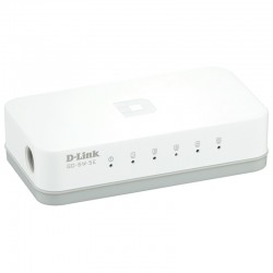 D-Link GO Switch 10/100 5...